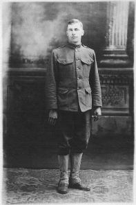 Howard Eveline Lyon WWI